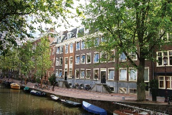 General Practice de Makroon Amsterdam city center geriatrics